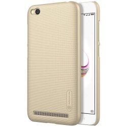 Nillkin Super Frosted Shield telefon tok telefontok képernyővédő fólia Xiaomi redmi 5A arany