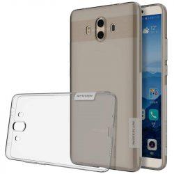 Nillkin Nature TPU tok telefon tok hátlap Gel Ultravékony Cover Huawei Mate 10 szürke