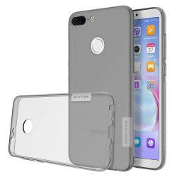 Nillkin Nature TPU tok telefon tok hátlap Gel Ultravékony Cover Huawei Honor 9 Lite szürke