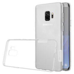 Nillkin Nature TPU tok Gel Ultra Slim Cover Samsung Galaxy S9 G960 átlátszó tok telefon tok hátlap