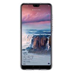 Nillkin Nature TPU telefon tok telefontok (hátlap) Gel Ultravékony Cover Huawei P20 Pro átlátszó