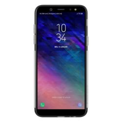 Nillkin Nature TPU tok telefon tok hátlap Gel Ultravékony Cover Samsung Galaxy A6 Plus 2018 A605 szürke