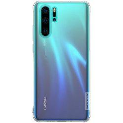 Nillkin Nature TPU telefon tok telefontok (hátlap) Gel Ultravékony Cover Huawei P30 Pro átlátszó