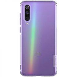 Nillkin Nature TPU tok telefon tok hátlap Gel Ultravékony Cover Xiaomi Mi 9 SE átlátszó