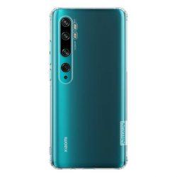Nillkin Nature TPU tok Gel Ultra Slim tok Xiaomi Mi Note 10 / Mi Note 10 Pro / Mi CC9 Pro átlátszó telefontok tok