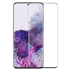 Nillkin 3D CP + MAX Ultra vékony Teljes képernyős temperált üvegből Frame 0,33 mm 9H Samsung Galaxy S20 átlátszó