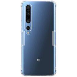 Nillkin Nature TPU tok Gel Ultra Slim Cover Xiaomi Mi 10 Pro / Xiaomi Mi 10 átlátszó