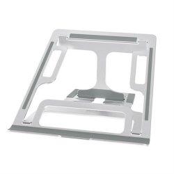 FlexDesk Állítható Laptop állvány ezüst