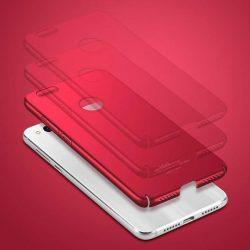 MSVII Egyszerű Ultra-Thin PC Cover tok telefon tok hátlap Huawei P9 Lite 2017 / P8 Lite 2017 / Honor 8 Lite / Nova Lite fekete