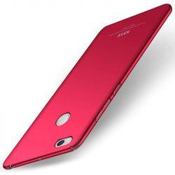 MSVII Egyszerű Ultra-Thin PC Cover telefon tok telefontok (hátlap) Xiaomi Mi Max 2 piros