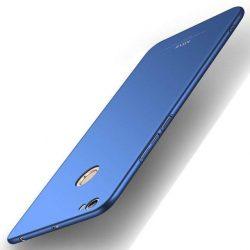 MSVII Egyszerű Ultra-Thin PC Cover telefon tok telefontok (hátlap) Xiaomi redmi NOTE 5A Prime kék