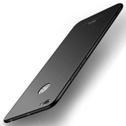 MSVII Egyszerű Ultra-Thin PC Cover telefon tok telefontok Xiaomi redmi NOTE 5A Prime fekete
