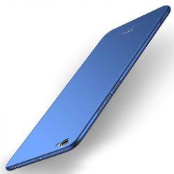 MSVII Egyszerű Ultra-Thin PC Cover telefon tok telefontok (hátlap) Xiaomi redmi NOTE 5A kék