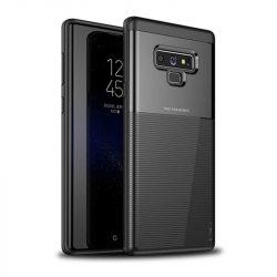 iPaky Shield tok telefon tok hátlap Samsung Galaxy Note 9 N960 fekete
