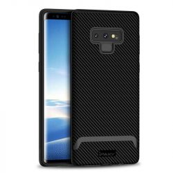 iPaky darázs Neo Hybrid telefon tok PC Frame Samsung Galaxy Note 9 N960 fekete