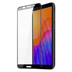 Dux Ducis 9D edzett üveg tempered glass Huawei Y5p / Honor 9S fekete üvegfólia