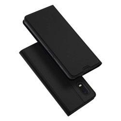 DUX DUCIS Skin Pro Bookcase kihajtható tok típusú tok Samsung Galaxy Xtok Pro fekete telefontok