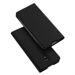 DUX DUCIS Skin Pro Bookcase típusú tok Xiaomi redmi 8A fekete telefontok hátlap tok