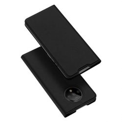 DUX DUCIS Skin Pro Bookcase típusú tok OnePlus 7T fekete telefontok hátlap tok