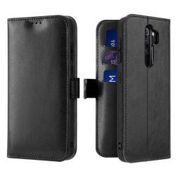 Dux Ducis Kado Bookcase tárca típusú Xiaomi redmi Note 8 Pro fekete
