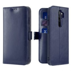 Dux Ducis Kado Bookcase tárca típusú Xiaomi redmi Note 8 Pro kék