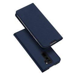DUX DUCIS Skin Pro Bookcase típusú tok Xiaomi redmi Note 8 Pro kék telefontok hátlap tok