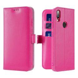 Dux Ducis Kado Flipes tárca típusú ügy Xiaomi Note 7 redmi rózsaszín telefon tok telefontok