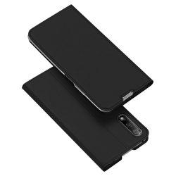 DUX DUCIS Pro Flipes tok Honor 9X fekete telefon tok telefontok