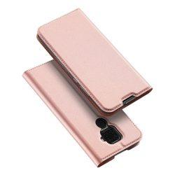 DUX DUCIS Pro Flipes tok Huawei Mate Pink Lite 30 tok telefon tok hátlap