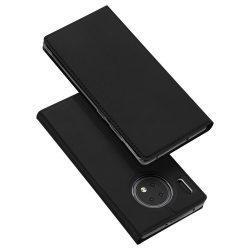 DUX DUCIS Pro Flipes tok Huawei Mate 30 fekete tok telefon tok hátlap