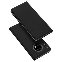 DUX DUCIS Pro Flipes tok Huawei Mate Pro 30 fekete tok telefon tok hátlap