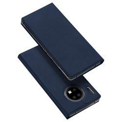 DUX DUCIS Pro Flipes tok Huawei Mate Pro 30 kék tok telefon tok hátlap