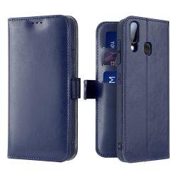 Dux Ducis Kado Flipes tárca típusú tok a Samsung Galaxy A20e kék tok telefon tok hátlap