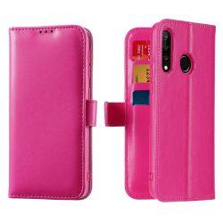 Dux Ducis Kado tárca típusú Flipes tok Huawei P30 Lite Pink telefon tok telefontok (hátlap)