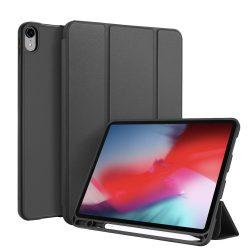"""DUX DUCIS Osom Gel TPU tabletta fedél több szögben állítható és a Smart Elalvás funkció iPad Pro 11 """""""" fekete 2018 tok telefon tok hátlap"""