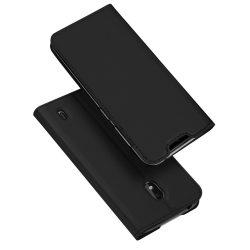DUX DUCIS Skin Pro Könyvtartó típus tok Nokia 2.2 fekete tok telefon tok hátlap