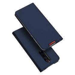 DUX DUCIS Skin Pro Könyvtartó típus tok Xiaomi Mi 9T Pro / Mi 9T kék telefon tok telefontok