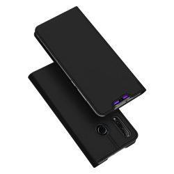 DUX DUCIS Skin Pro Könyvtartó típus tok Huawei Honor 20 Lite fekete tok telefon tok hátlap