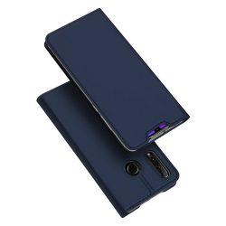 DUX DUCIS Skin Pro Könyvtartó típus tok Huawei Honor 20 Lite blue tok telefon tok hátlap