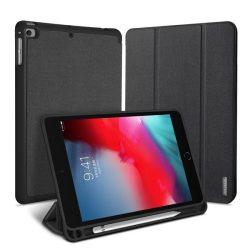 DUX DUCIS Domo Tablet Cover állítható állvány és a Smart Sleep funkció iPad mini 2019 fekete tok telefon tok hátlap