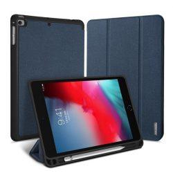 DUX DUCIS Domo Tablet Cover állítható állvány és a Smart Sleep funkció iPad mini 2019 kék tok telefon tok hátlap