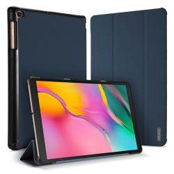 DUX DUCIS Domo Tablet Cover állítható állvány és a Smart Sleep funkció Samsung Galaxy Tab 10.1 A 2019 T515 T510 kék telefon tok telefontok