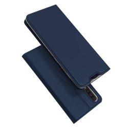 DUX DUCIS Skin Pro Flipes tok telefon tok Samsung Galaxy A50 kék