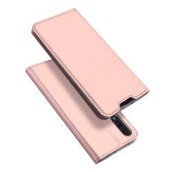 DUX DUCIS Skin Pro Flipes tok telefon tok Samsung Galaxy A50 rózsaszín