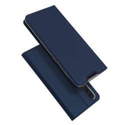 DUX DUCIS Skin Pro Flipes tok telefon tok Samsung Galaxy A70 kék