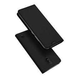 DUX DUCIS Skin Pro Könyvtartó típus tok Nokia 1 Plus fekete tok telefon tok hátlap