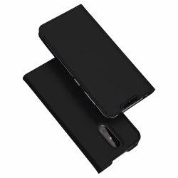 DUX DUCIS Skin Pro Könyvtartó típus tok Nokia 3.2 fekete tok telefon tok hátlap