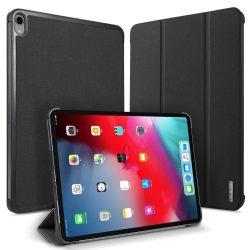 DUX DUCIS Domo Tablet Cover Multi-szög állvány és a Smart Sleep funkció iPad Pro 11 2018 fekete