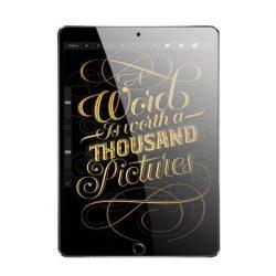 Dux Ducis edzett üveg tempered glass Super Tough képernyővédő fólia teljes képernyős iPad 9.7 '' 2018 / iPad 9.7 '' 2017 átlátszó üvegfólia
