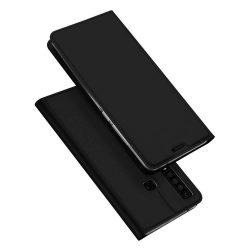 DUX DUCIS Skin Pro Flipes tok telefon tok Samsung Galaxy A9 2018 A920 fekete